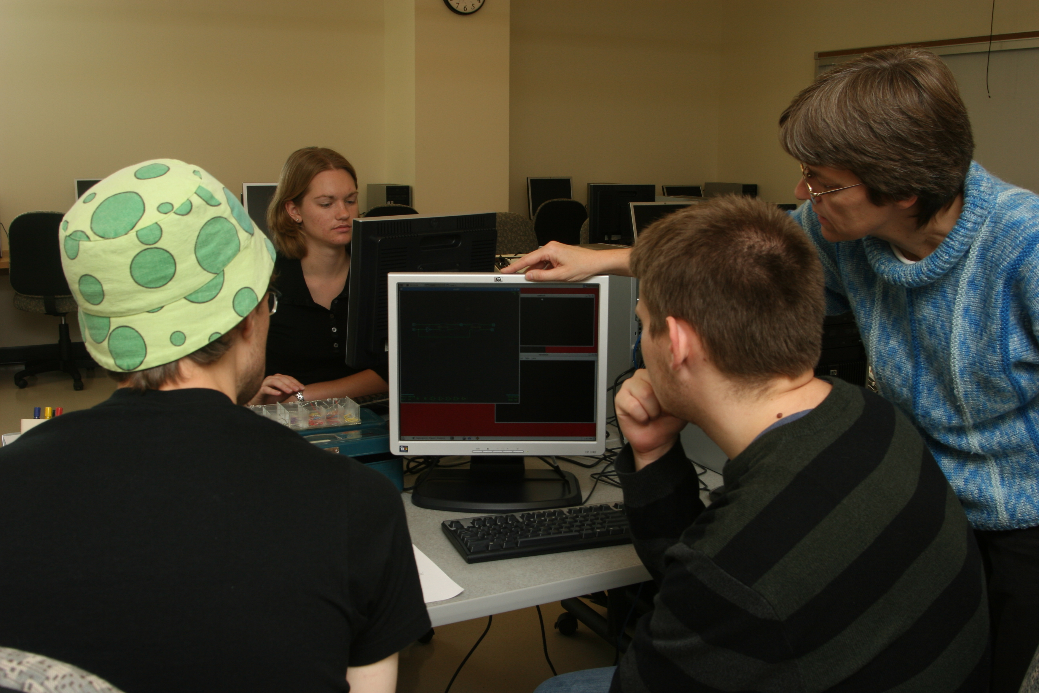 Upper division courses and the computer science major computer science - Div computer science ...