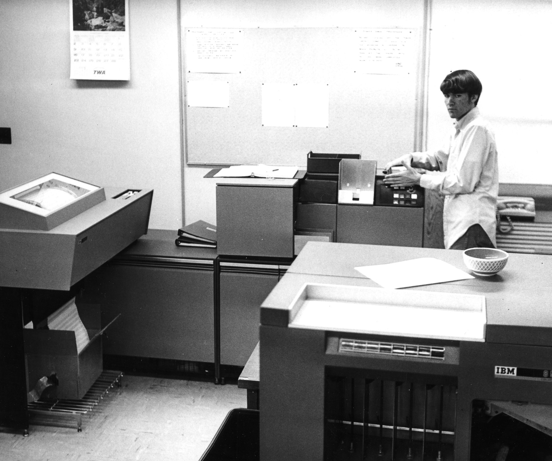 A History of Computer Science at Grinnell College
